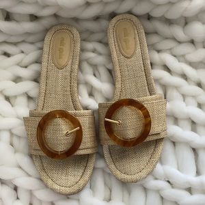 Cult Gaia nelly sandals! Worn once.